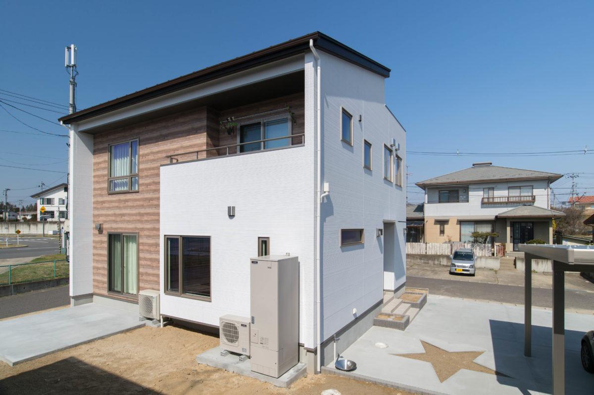 須賀川S様邸