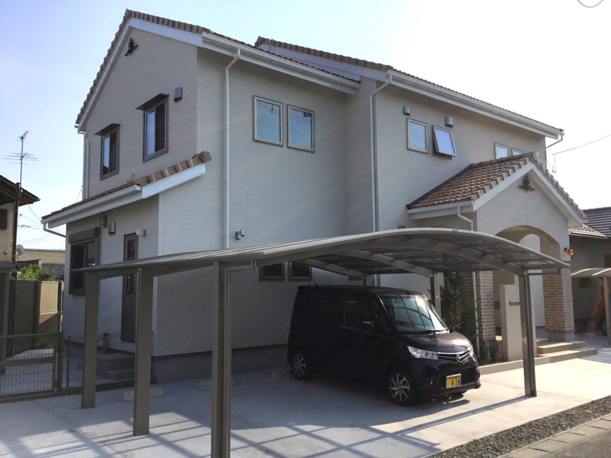 郡山亀田Y様邸